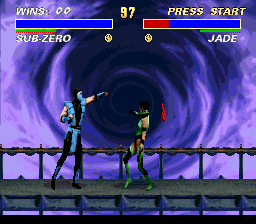 Ultimate Mortal Kombat 3 Screenshot 2
