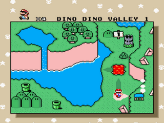 Ultra Mario World - Demo 1 Screenshot 2