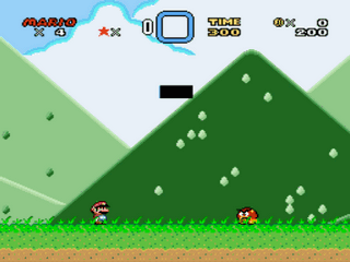 Ultra Mario World - Demo 1 Screenshot 3