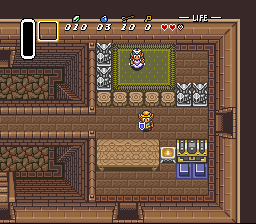 Zelda 3 - Goddess of Wisdom Screenshot 3