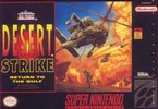 Desert Strike - Return to the Gulf Boxart