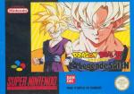 Dragon Ball Z - La Legende Saien Box Art Front