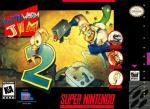 Earthworm Jim 2 Boxart