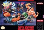 Final Fight 2 Box Art Front
