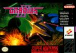 Gradius III Box Art Front