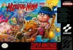 Legend of The Mystical Ninja, The Boxart