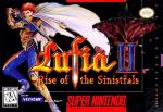 Lufia II - Rise of the Sinistrals Boxart