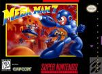 Mega Man 7 Box Art Front