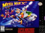 Mega Man X2 Box Art Front