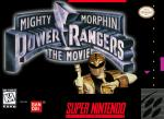 Mighty Morphin Power Rangers - The Movie Boxart