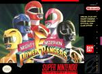 Mighty Morphin Power Rangers Boxart