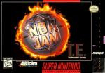 NBA Jam - Tournament Edition Boxart