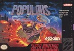 Populous Box Art Front