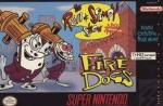 Ren & Stimpy Show, The - Fire Dogs Box Art Front