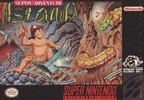 Super Adventure Island Box Art Front