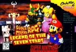 Super Mario RPG - Legend of the Seven Stars Box Art Front