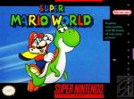 Super Mario World Box Art Front
