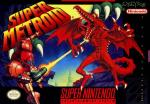 Super Metroid Box Art Front