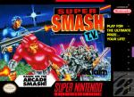 Super Smash TV Boxart