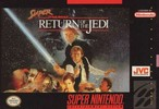 Super Star Wars - Return of the Jedi Box Art Front