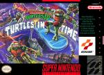 Teenage Mutant Ninja Turtles IV - Turtles in Time Boxart