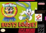 Tiny Toon Adventures - Buster Busts Loose! Boxart