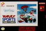 Tiny Toon Adventures - Wacky Sports Challenge Boxart
