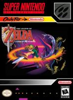 Zelda 3 - Goddess of Wisdom Boxart