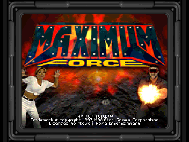 Play <b>Maximum Force</b> Online