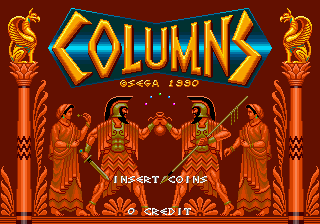 Play <b>Sega Ages - Columns Arcade Collection</b> Online