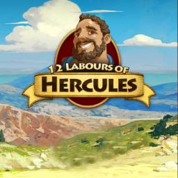 12 Labours of Hercules Title Screen