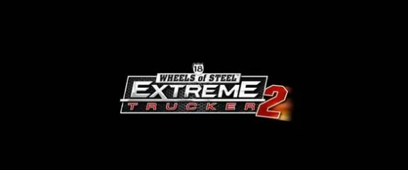 18 Wheels of Steel: Extreme Trucker 2 Title Screen