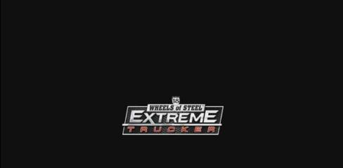 18 Wheels of Steel: Extreme Trucker Title Screen
