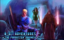 8-Bit Adventures: The Forgotten Journey Remastered Edition Title Screen