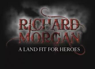 A Land Fit For Heroes Title Screen
