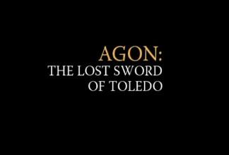 AGON - The Lost Sword of Toledo Title Screen