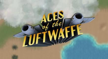 Aces of the Luftwaffe Title Screen