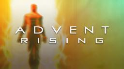 Advent Rising Title Screen