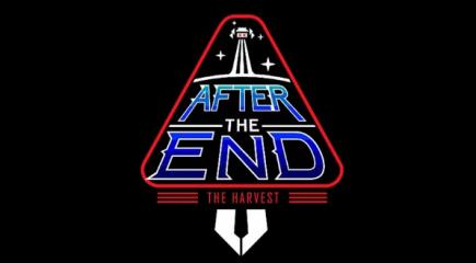 After The End: The Harvest Title Screen