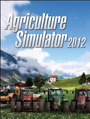 Agricultural Simulator 2012: Deluxe Edition Title Screen