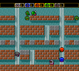 Battle Lode Runner Screenshot 1