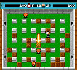 free web arcade bomberman game 2