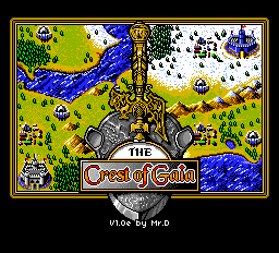 Play The Crest of Gaia (English Translation) Online TG Rom Hack of