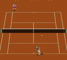 Final Match Tennis Screenshot 1