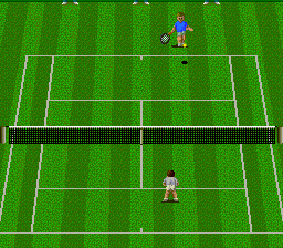 Final Match Tennis Screenshot 3