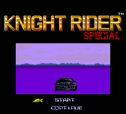 Knight Rider Special (english translation)
