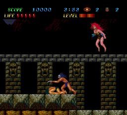 The Legendary Axe Ii Tg Game Turbo Grafx The Legendary Axe Ii Tg