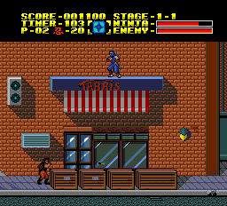 Ninja Ryukenden Screenshot 1