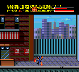 Ninja Ryukenden Screenshot 3