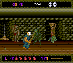 Splatterhouse Screenshot 3